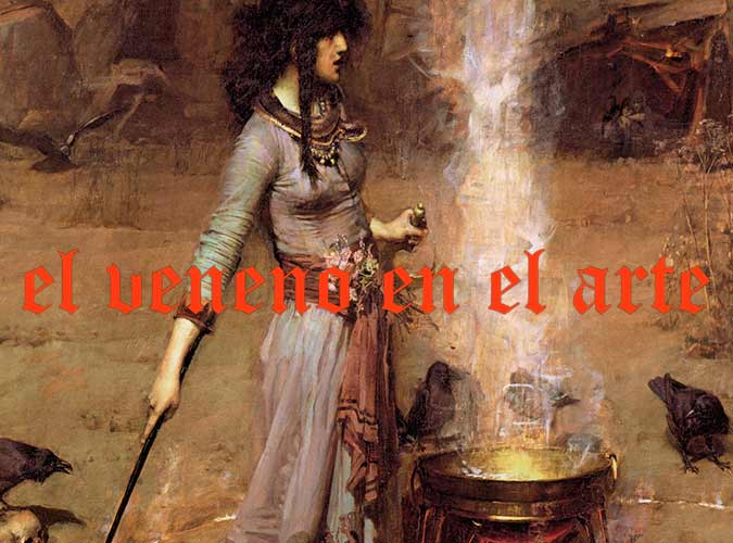 El Veneno en el Arte