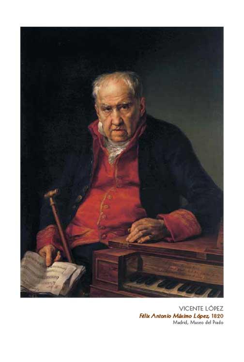 pintura Felix Antonio Maximo Lopez-1820-15