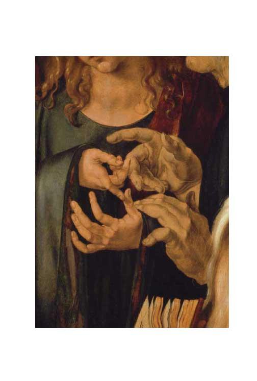 La Piel en la Pintura-Ilustración pag-25. Olga Marqués Serrano