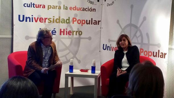 Conferencia La Piel Herida en el Arte. Olga Marqués Serrano