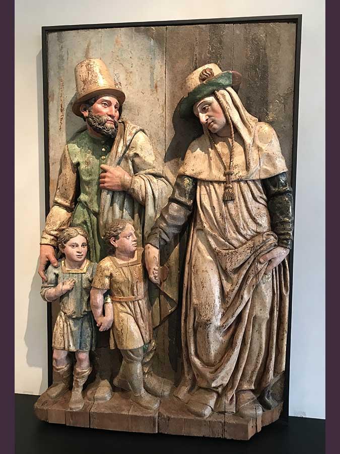 San Gregorio con dos esclavos (43)