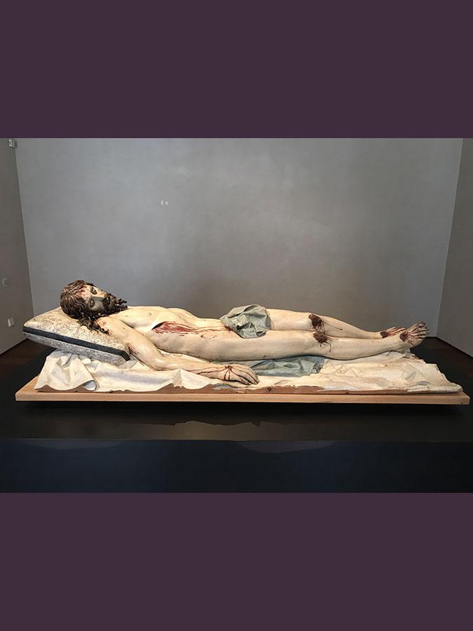 Cristo Yacente, Gregorio Fernández (44)