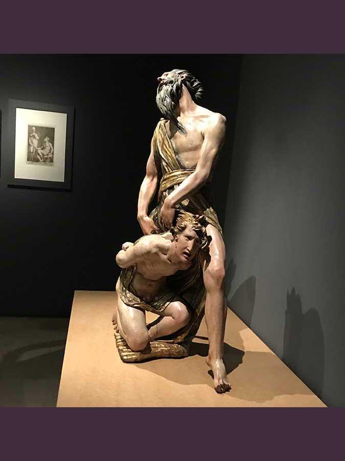 Sacrificio de Isaac (6)
