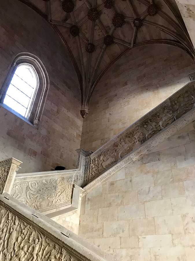 Escalera Renacentista