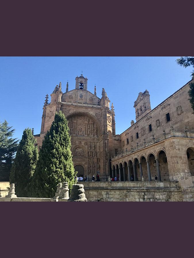 San Esteban. Salamanca
