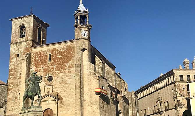 Trujillo, Cáceres. Escenario del I Seminario de Historia de la Dermatología.