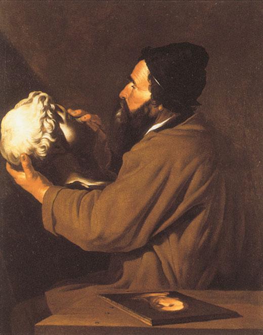 El Tacto. José de Ribera