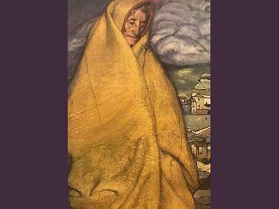 Mujeres de Sepúlveda, detalle