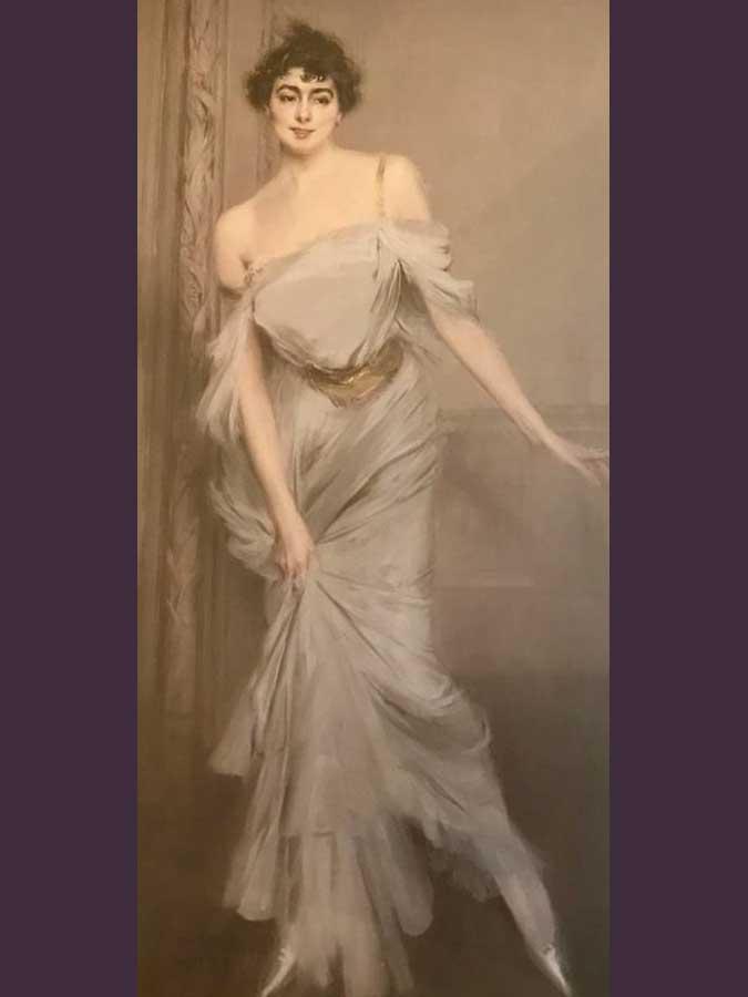 Boldini….Retrato de Madame Charles Max. Foto 17
