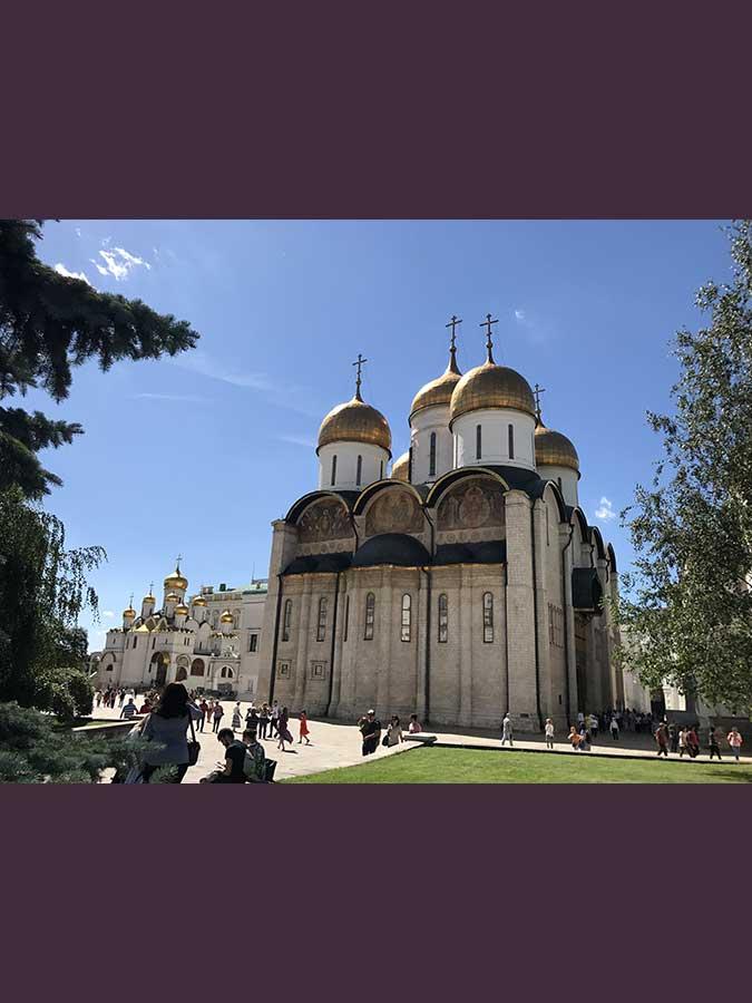 13.- Catedral de la Dormición
