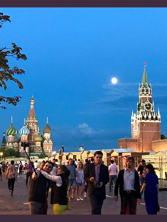 41.- Anochecer en Moscú
