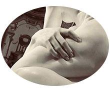 El rapto de Proserpina. Detalle. Medicina, Piel y arte. Una sección de Olga Marqués Serrano
