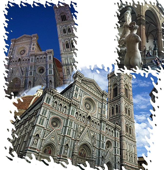 Un billete para Florencia. Un relato de Olga Marqués Serrano