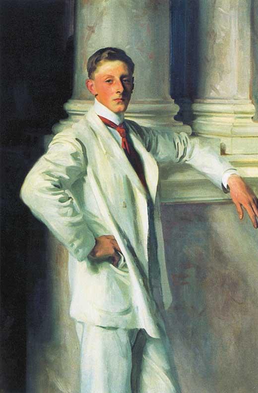 Arthur George Maule Ramsay, Lord Dalhousie, 1900