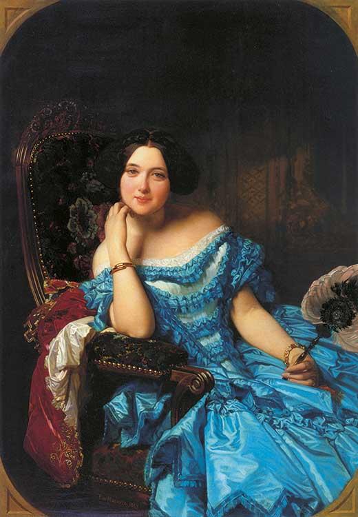 La condesa de Vilches. Medicina, Piel y Arte. Olga Marqués