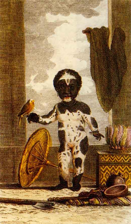Negra pía. Medicina, Piel y Arte. Olga Marqués
