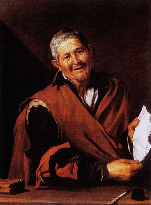 Demócrito. José de Ribera. Medicina, Piel y Arte. Olga Marqués