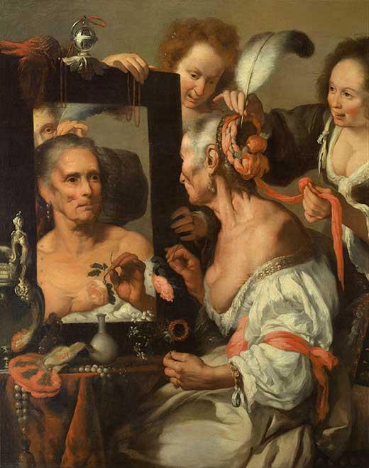 Vanitas. Bernardo Strozzi. Medicina, Piel y Arte. Olga Marqués
