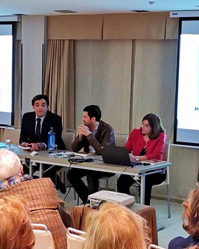 Presentación del libro «Pelo, patología y arte». Olga Marqués Serrano