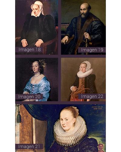 Patologías del pelo en el arte