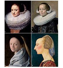 Pelo, patología y arte. El pelo en el arte (primera parte)