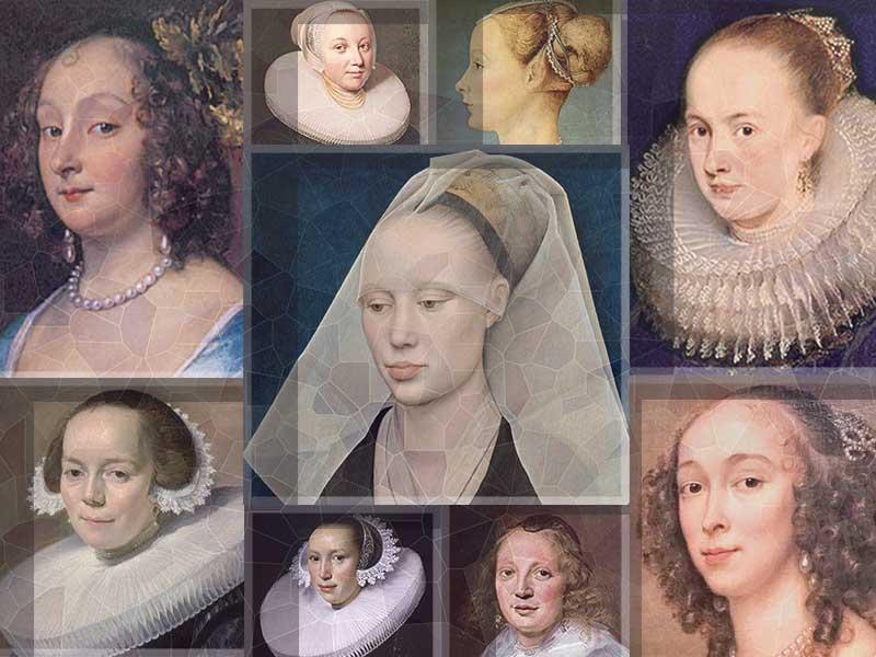 La alopecia femenina en el arte,